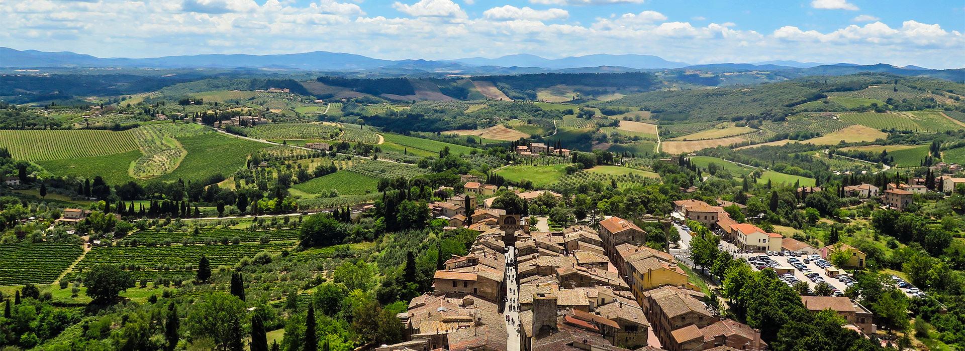 Tuscany Motorcycle Tours